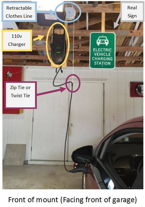 110v Electric Car Charging Station Installation Step By